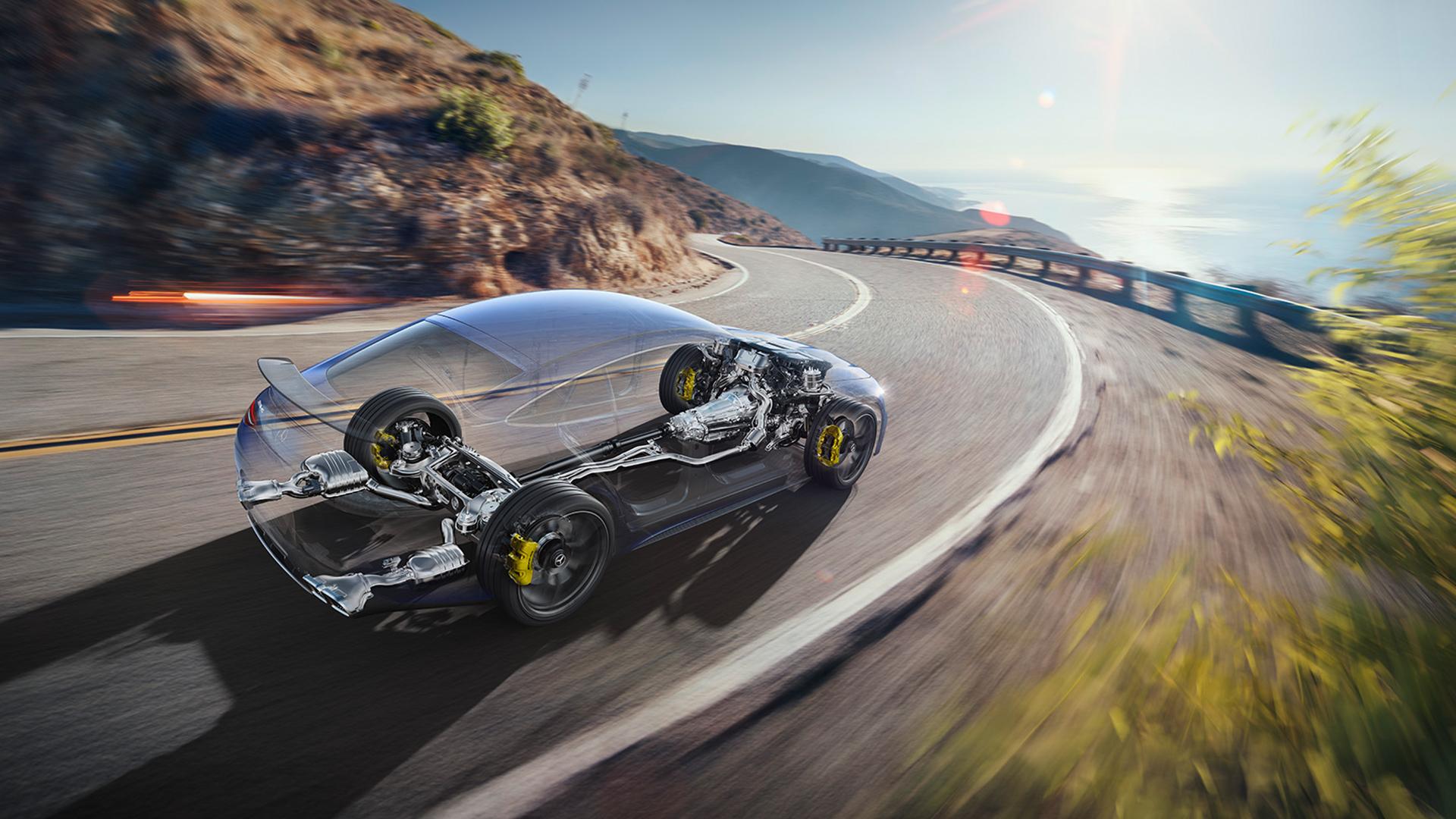 Vogue Cars officina autorizzata Mercedes-Benz e Smart nel centro di Milano, vendita automobili e ricambi originali