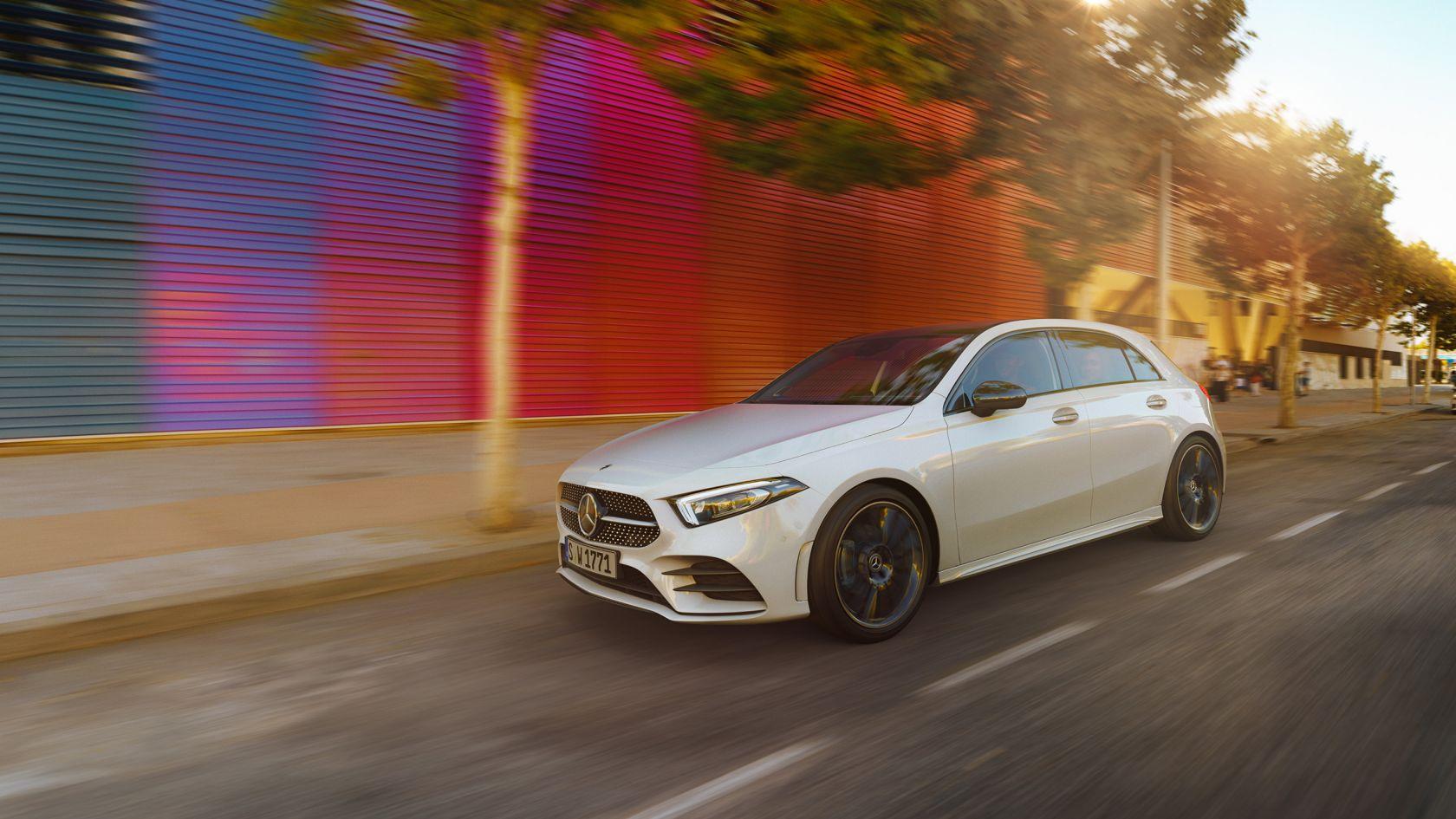 Nuova Classe A Mercedes Benz
