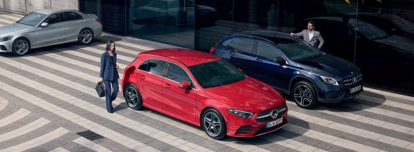 Ecoincentivo Mercedes-Benz